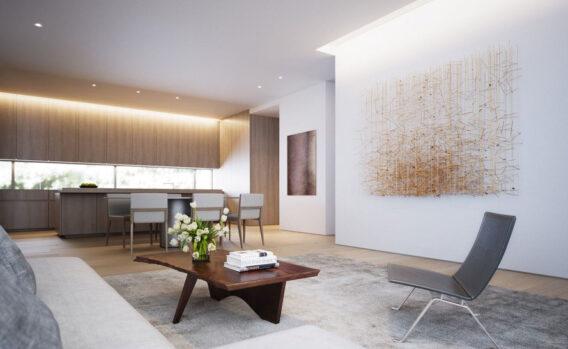 Deluxe appartement van Westduin Lodge