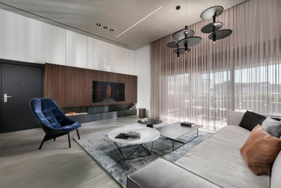 Penthouse Split-level van Westduin Lodge